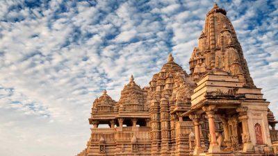 Khajuraho Temples: Marvels of the history of India