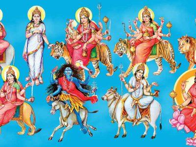 Navdurga: 9 Manifestations of Adi-Shakti